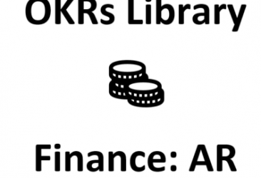OKRs Library: Accounts Receivable OKR